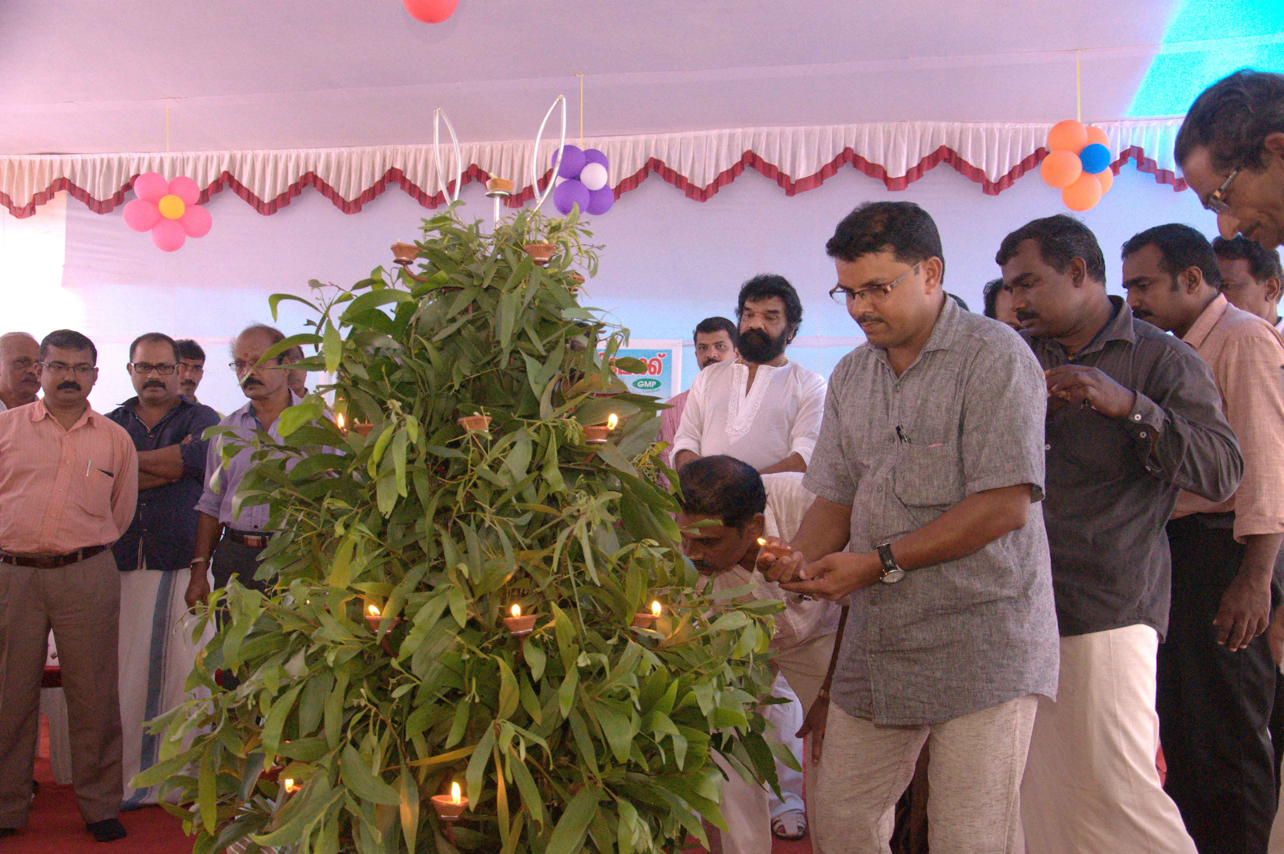 Jeevanam Herbal Concentrate Inauguration